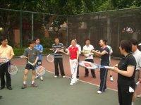 河西校区 (天津外国语大学网球场)