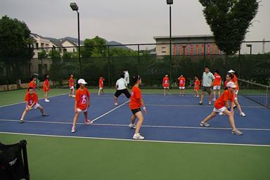网球夏令营